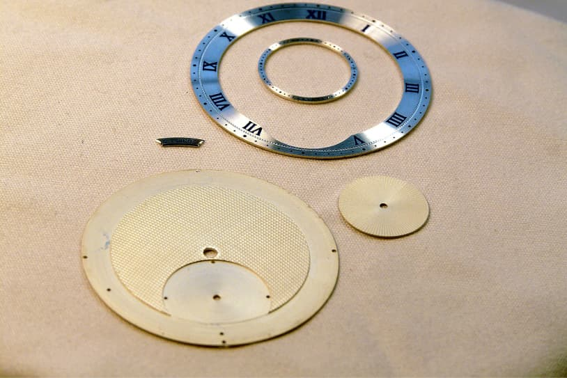 No. 05 Dial Assembly