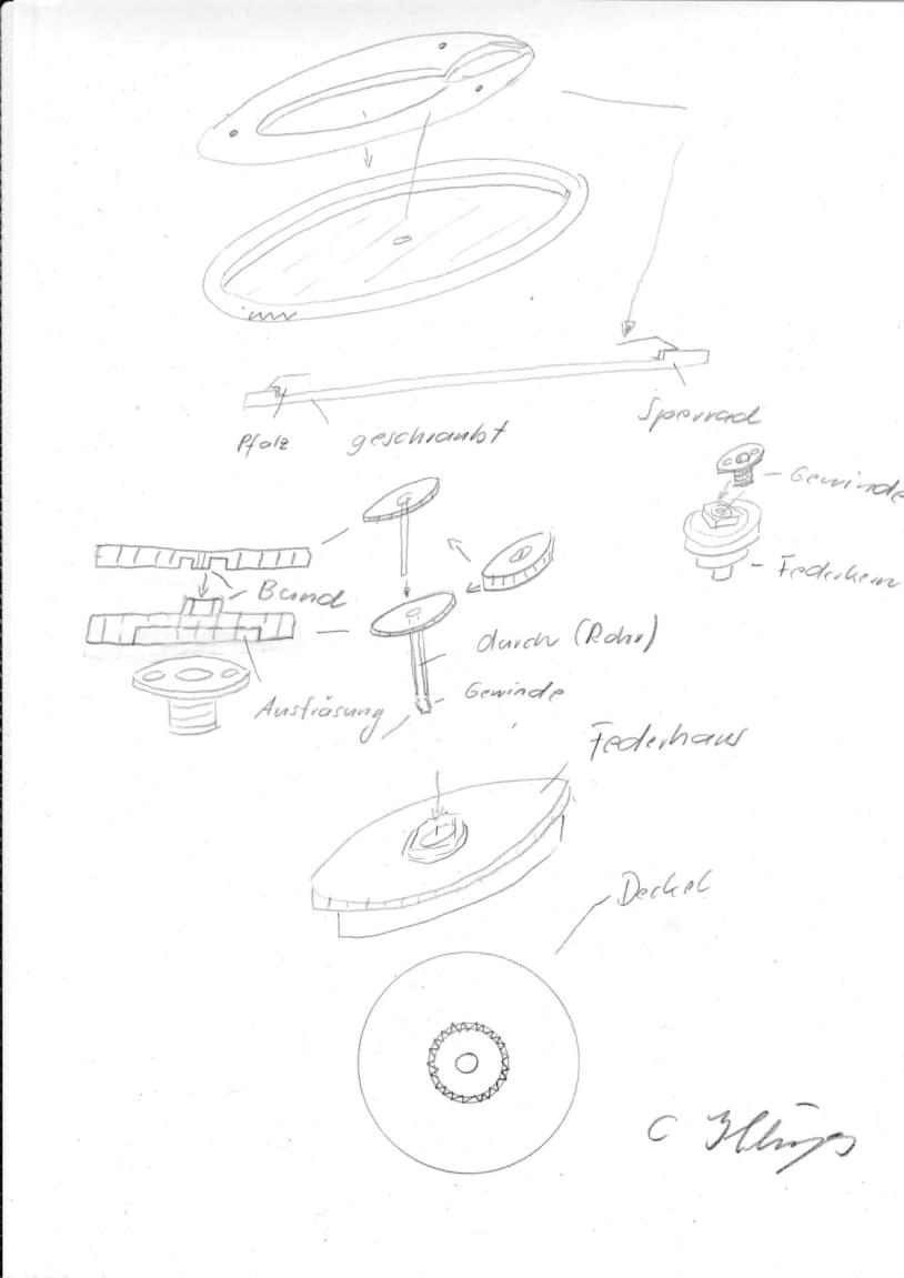 No. 06 Original Sketch