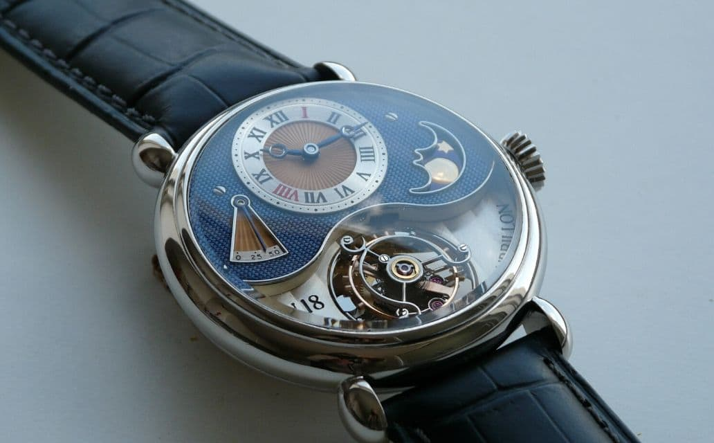 Christian Klings Flying Tourbillon No. 18