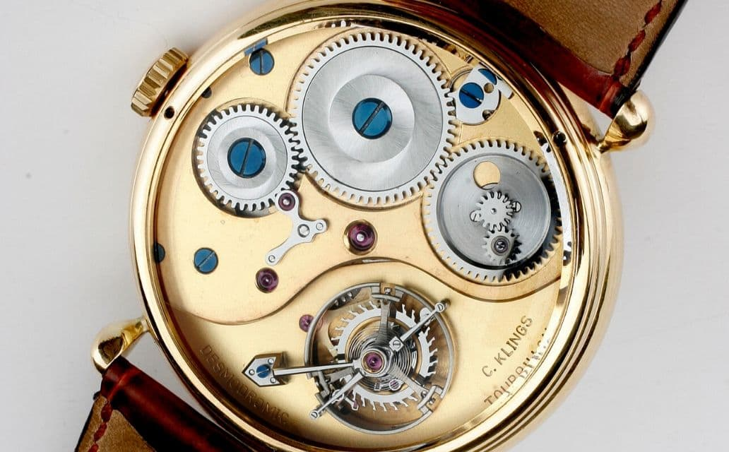 Christian Klings Tourbillon No. 4 Thumbnail