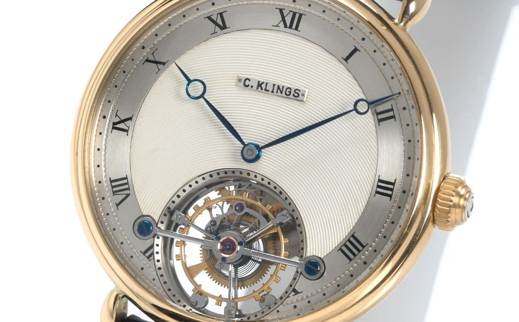 Christian Klings Tourbillon No. 6 Thumbnail