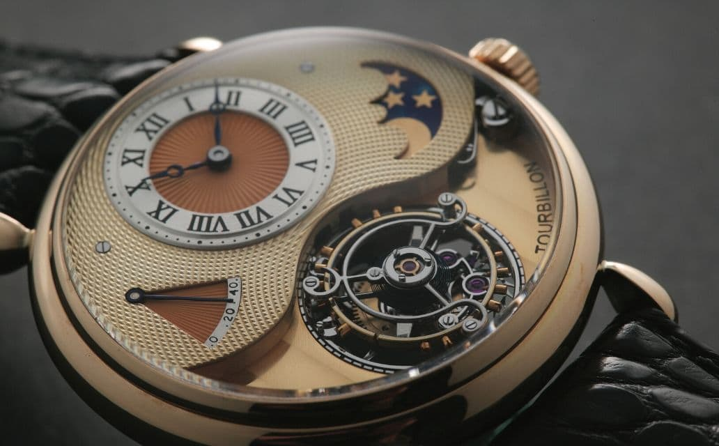 Christian Klings Flying Tourbillon No. 7 Thumbnail